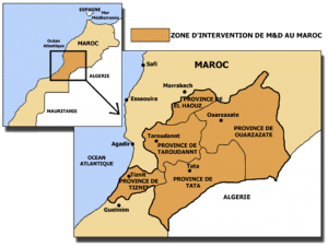Région Souss Massa Draâ