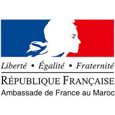 logo amabassade france au Maroc
