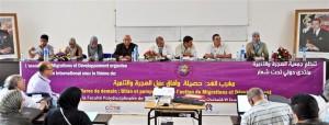 Forum PACT - mai 2012 - Taroudannt