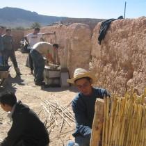 Aménagement de l'école et du foyer de l'association Zaouia