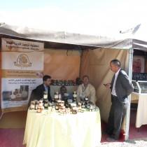 Des producteurs apicoles