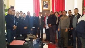 Rencontre avec le Consul du Maroc à Marseille