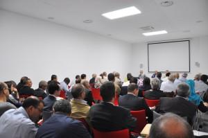 Adhérents, Associations de MRE et membres de la délégation marocaine