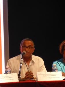 Mohamed CHAREF - Géographe-urbaniste, Professeur de géographie à la Faculté de Lettres et de Sciences Humaines d'Agadir, Directeur de l'Observatoire Régional des Migrations: Espaces et Sociétés (ORMES)