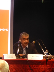 Driss EL YAZAMI - Président du Conseil de la Communauté Marocaine à l'Etranger et président du Conseil National des Droits de l'Homme au Maroc