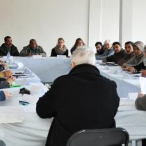 Début du séminaire : travail sur les valeurs de Migrations & Développement