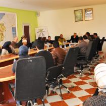 Présentation et discussions autour de projets envisagés pour la commune