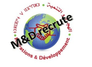 LOGO MD RECRUTE