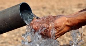Mains eau